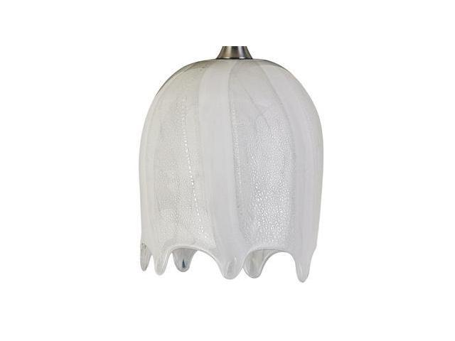 Nora Lighting NRS80-893W WATER FALL SHADE