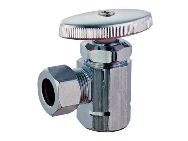 Waxman Consumer Products Group .50in. FIP x .50in. Low Lead Angle Valve  7332500LF
