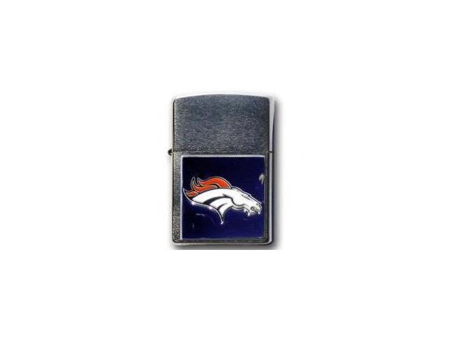 Siskiyou SportsZFL020 Large Emblem NFL Zippo- Denver Broncos