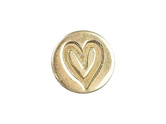 Decorative Seal Coin-Heart