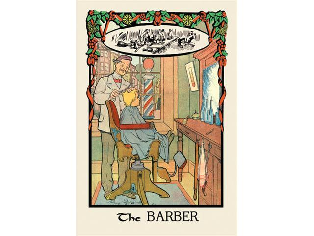 Buyenlarge 13558-1P2030 The Barber 20x30 poster