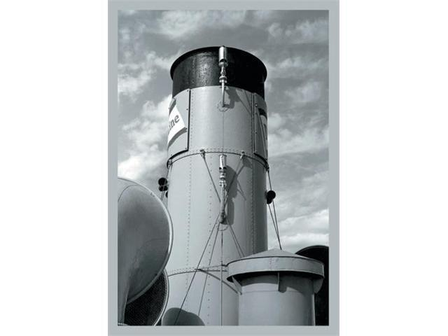 Buyenlarge 12818-6P2030 Stacks in the Sky 20x30 poster