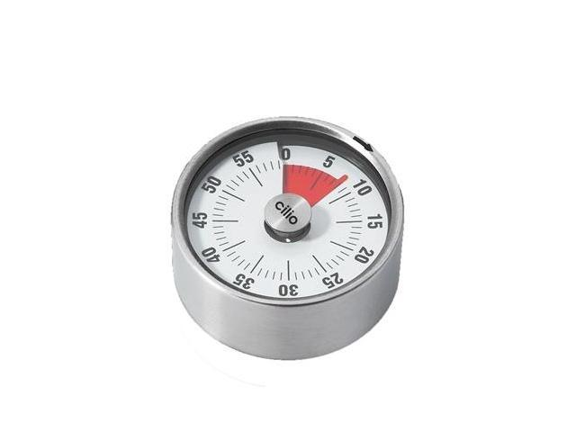 Cilio By Frieling C294675 Kitchen Timer Gauge large 3.0 in.x1.0 in.