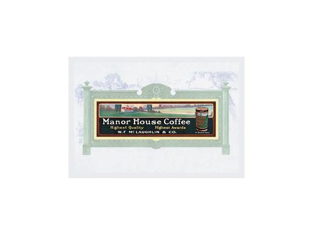 Buyenlarge 13284-1P2030 Manor House Coffee 20x30 poster
