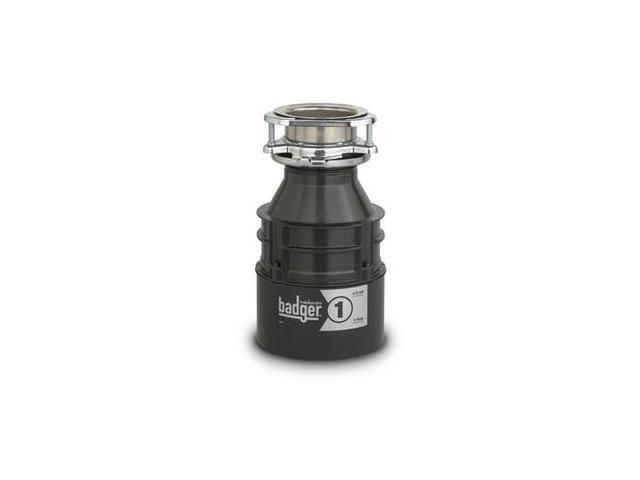 In-Sink-Erator 143010 InSinkErator Badger 1, .33 HP Food Waste Disposer