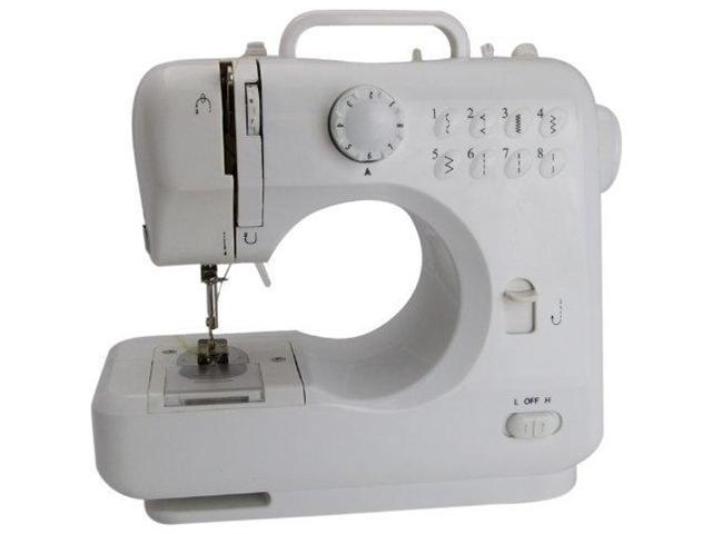 Lil Sew & Sew LSS-505 Combo 8 Stitch Desktop Sewing Machine Combo