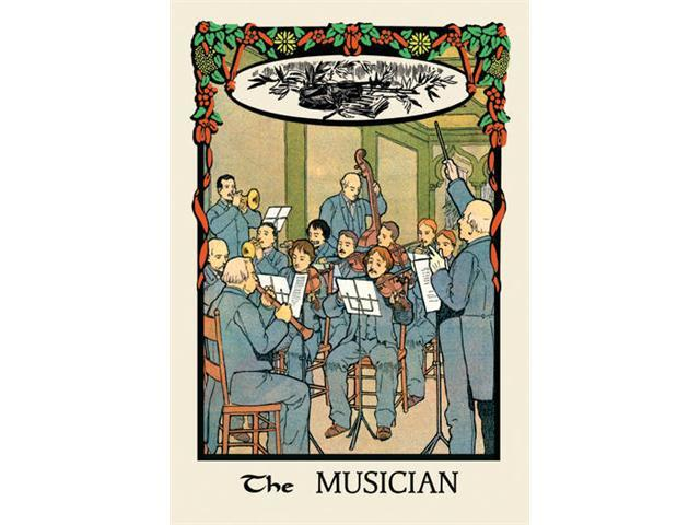 Buyenlarge 13587-5P2030 The Musician 20x30 poster