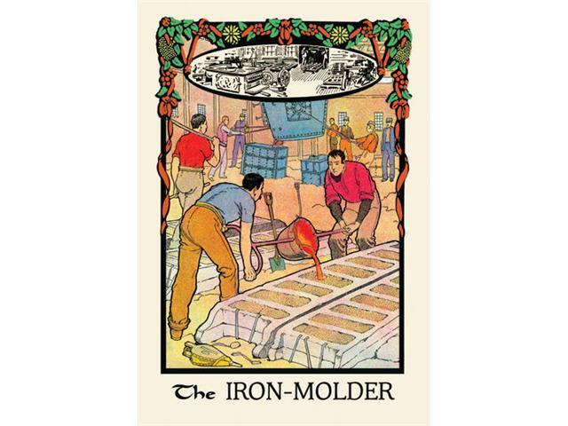 Buyenlarge 13576-xP2030 The Iron-Molder 20x30 poster