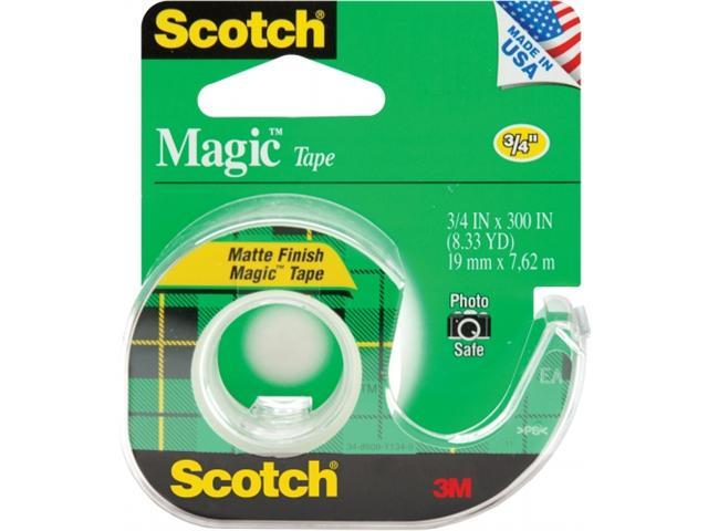 "3M 105-3M 0.75"" x 300"" Scotch Magic Tape Matte"
