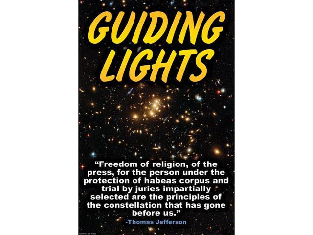 Buyenlarge 22390-1P2030 Guiding Lights 20x30 poster
