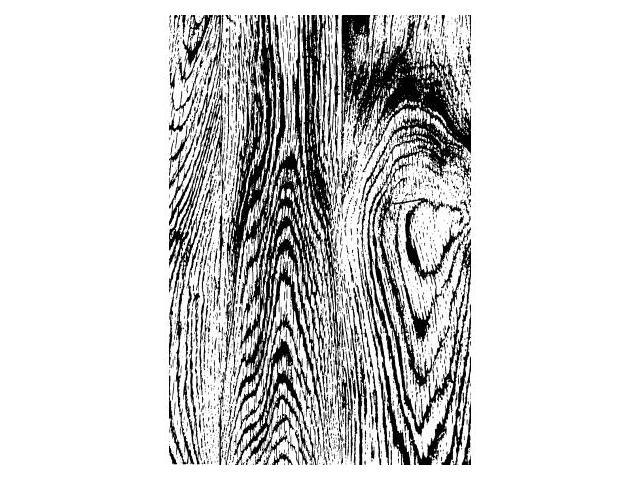 Tim Holtz Red Rubber Stamp-Wood Grain 5