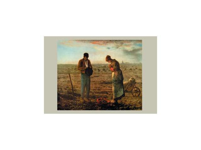 Buyenlarge 16353-4P2030 The Angelus 20x30 poster