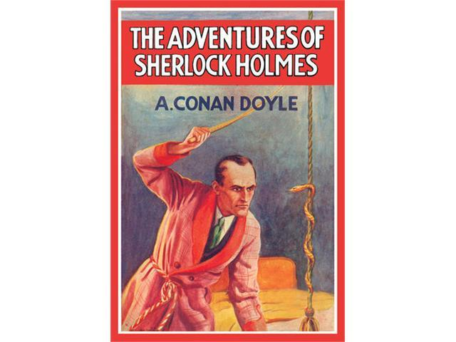 Buyenlarge 21457-0P2030 The Adventures of Sherlock Holmes 20x30 poster