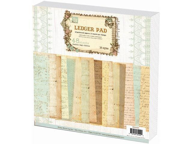 Ledger Paper Stack 12