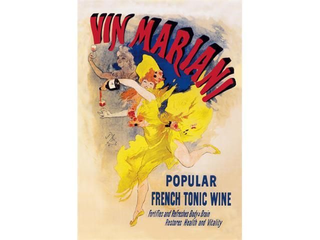 Buyenlarge 02152-7P2030 Vin Mariani 20x30 poster