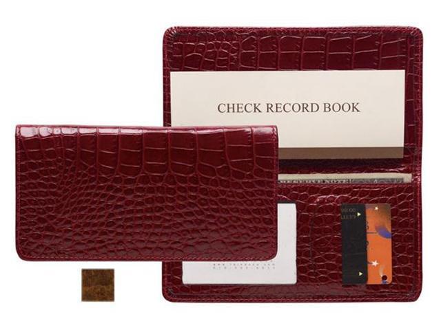 Raika VI 164 COGNAC Checkbook Cover - Cognac