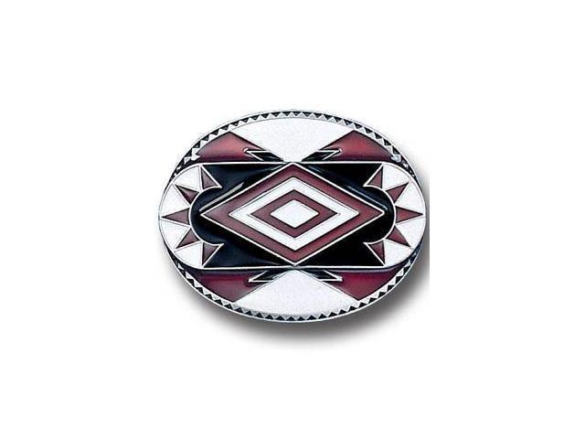 Siskiyou Gifts Y92BE Belt Buckle- Southwest Design