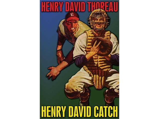 Buyenlarge 22294-8P2030 Henry David Thoreau - Henry David Catch 20x30 poster