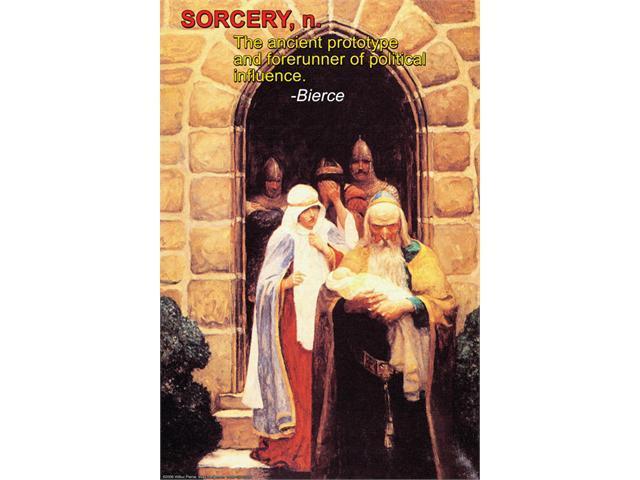 Buyenlarge 21242-xP2030 Sorcery n. 20x30 poster
