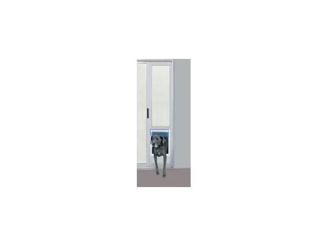 Ideal Pet Products PATXLW Extra Large Pet Patio Door   White Finish 77 5/8