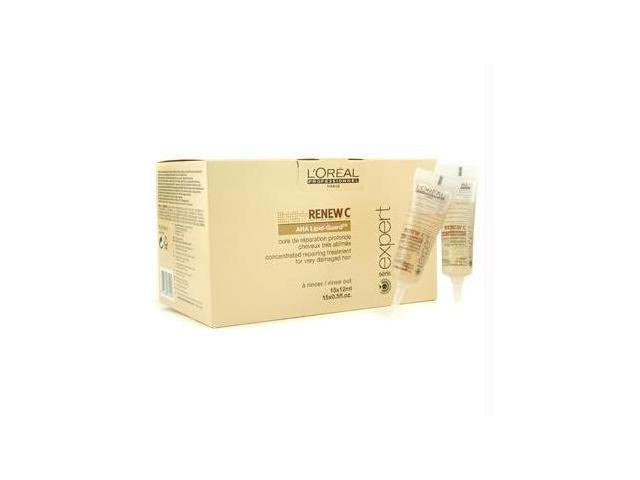 Loreal 12441851144 Professionnel Expert Serie - Renew C Concentrated Repairing Treatment -For Very Damaged Hair -New Packaging ...