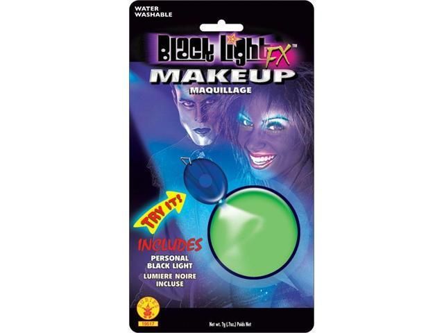 Costumes For All Occasions Ru19515 Blacklight Makeup Green Glow