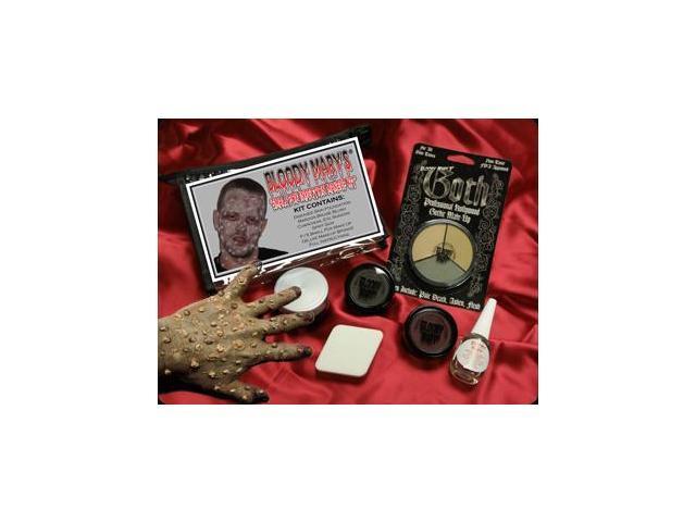 Bobbie Weiner PMK29 Small Pox Infection Makeup Kit