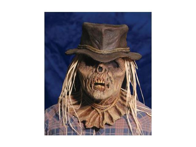 Costumes For All Occasions Ta397 Zombie Scarecrow Mask
