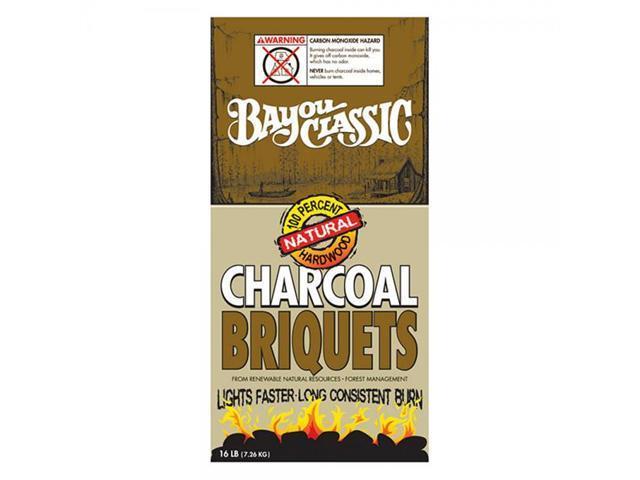 Barbour 500-416 16-lb. Briquets