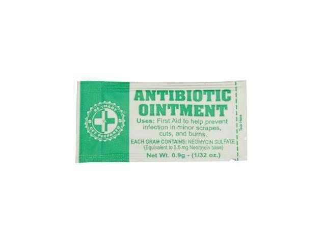 Guardian FAAO 100 Antibiotic Ointment Packets