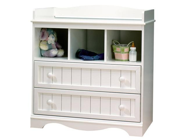 South Shore Country Pure White Changing table 3580330