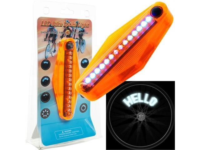 72-LT618 TG  LED Bike Spoke Message Light - 14 LED