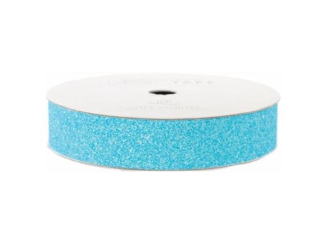 Glitter Paper Tape 3 Yards/Spool-Powder .625