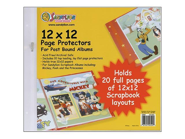 Sandylion Page Protectors 12