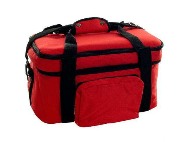 81-5095 Toppers  Collapsible 12 Can Picnic Cooler with Shoulder Strap