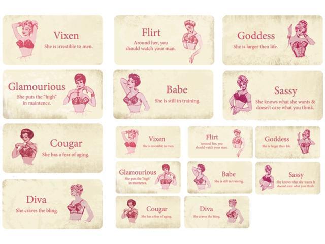 C'est La Vie Flash Cards 16/Pkg-1.26