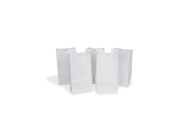 Pacon Corporation PAC72005 White Rainbow Bags 50Pk