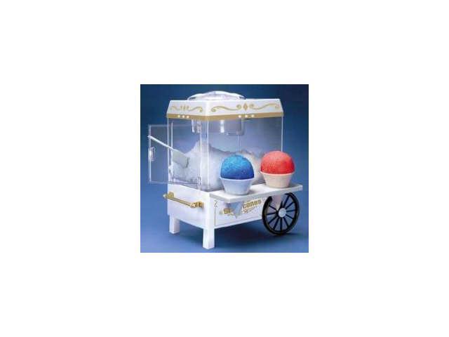 Nostalgia Electrics SCM502 Old Fashioned Snow Cone Maker