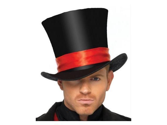 Costumes For All Occasions Ua2143 Top Hat Velvet