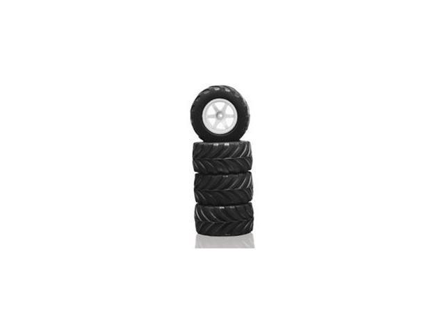 Megatech Megapro All Terrain Tires With Rims -4