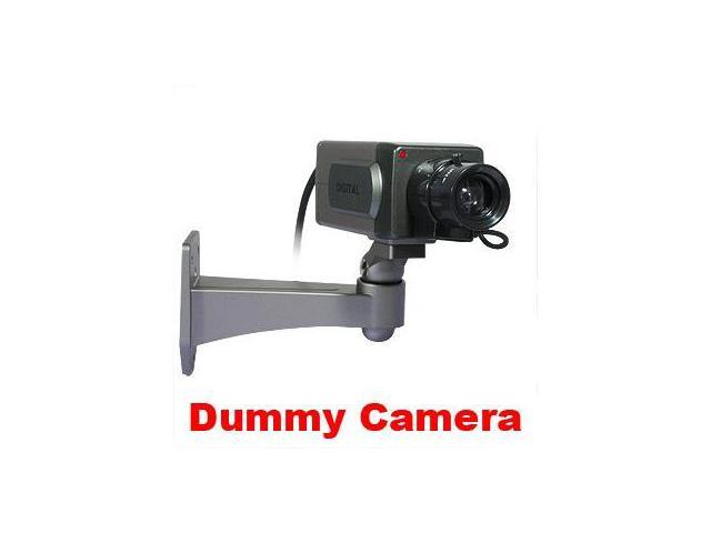 ZMODO CM-D10020 CDATA - Indoor Realistic Dummy Pan Movement CCTV Security Camera