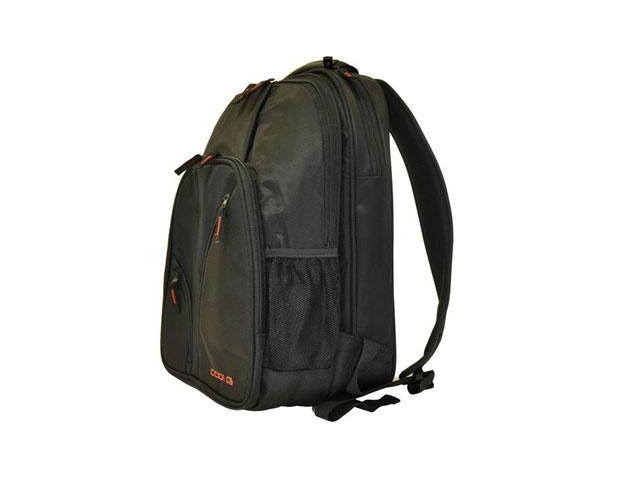 "CODi C6010 12.5"" x 16.75"" x 5.5"" CT3 Checkpoint Tested Tri Pak Backpack - Black"
