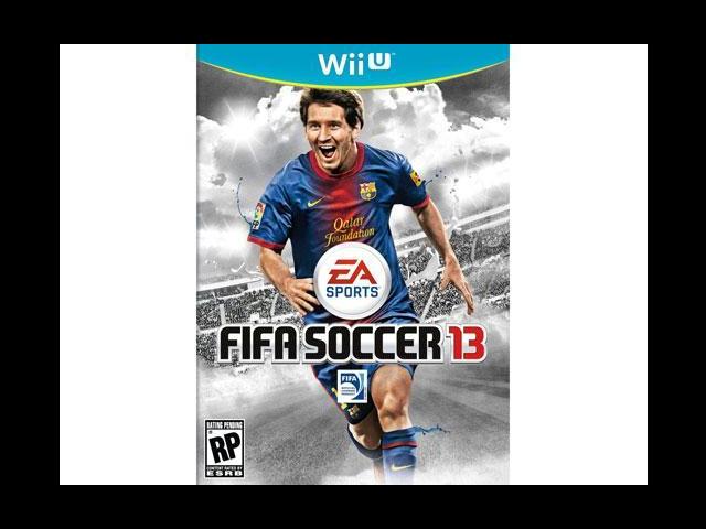 Electronic Arts 19761 FIFA Soccer 13 WiiU