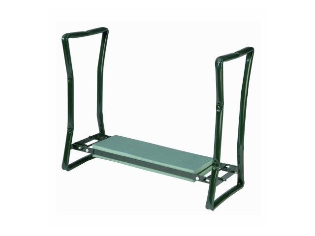 BOSMERE N470 Folding Kneeler Seat - color box - Size: 24 in. long x 10 in. wide x 19.5 in. high