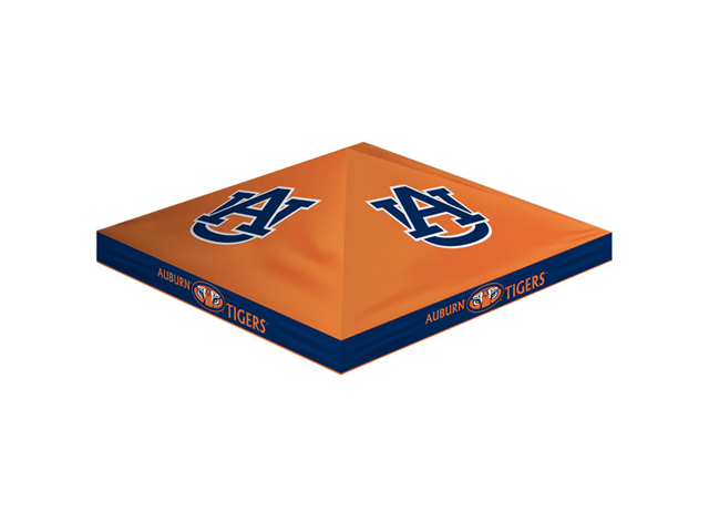 Trademark Poker 80-TOP-AU First-UpT Auburn Tigers Gazebo Top Only -  10 x 10