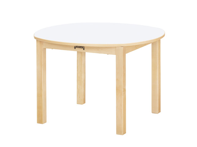 Jonti craft 56018jc multi purpose round table 18 inch for 10 inch high table