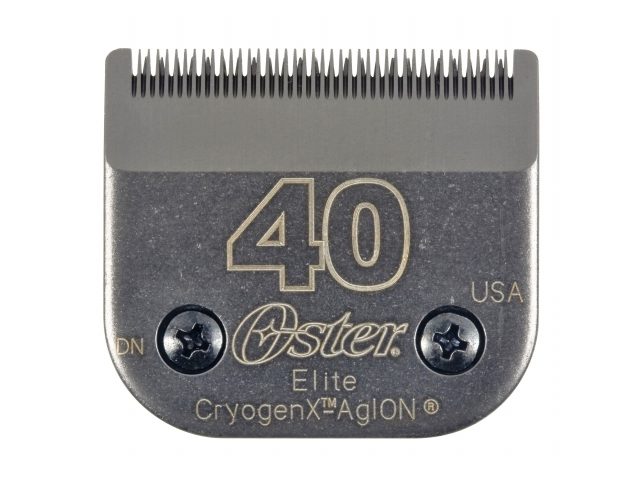 OSTER 008OST-78919-506 Oster Elite No. 40 Clipper Blade - 78919-506