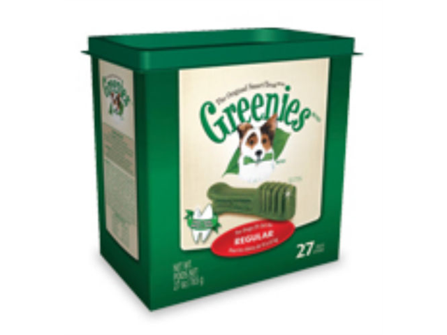 Greenies 018GRN-21208 Greenies Tub Treat-Paks 27 ounce