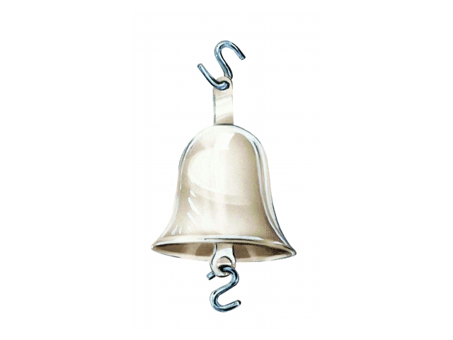 Heritage Farms - Ant Guard Bell- Red 2-.63x3-.13inch - NA5572-5572