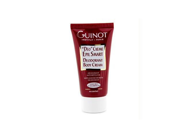 Guinot 13912686803 Deo Creme Epil Smart Deodorant Body Cream - 50ml-1.7oz
